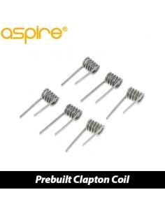 Resistencia Aspire Clapton...