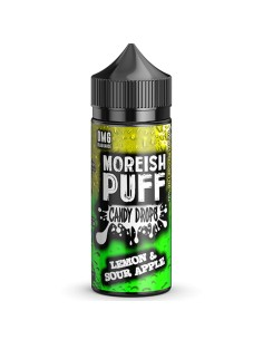 Moreish Puff Lemon Apple...