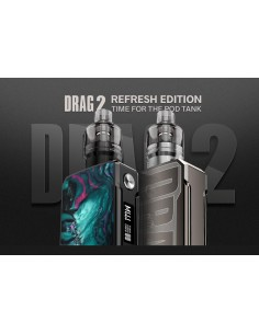 Kit Voopoo Drag 2 Refresh...