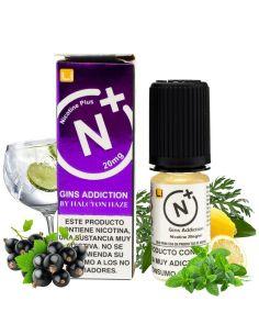 Nicotine + Gins Addiction...