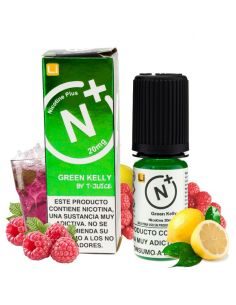 Nicotine + Green Kelly Salt...