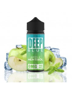 Deep Blue Apple Menthol 100+20