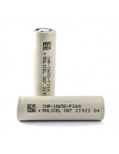 Bateria Mollicell P26A 2600...