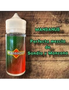 Eliquid MANSANUS 100+20