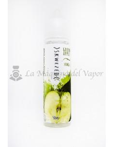 Liquido Skwezed Green Apple...