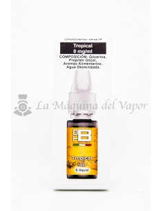 Liquido Tob Tropical 10ml