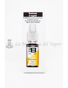 Liquido Tob 10 ml Summer S/N