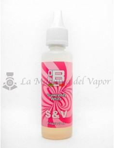 TOB Strawreddy White 20+10