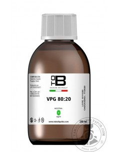 Base TOB 250 ml 80/20 S/N