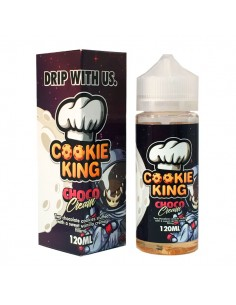Liquido Cookie King Choco...